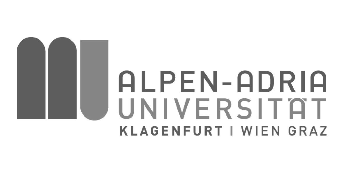 Logo der Universität Klagenfurt